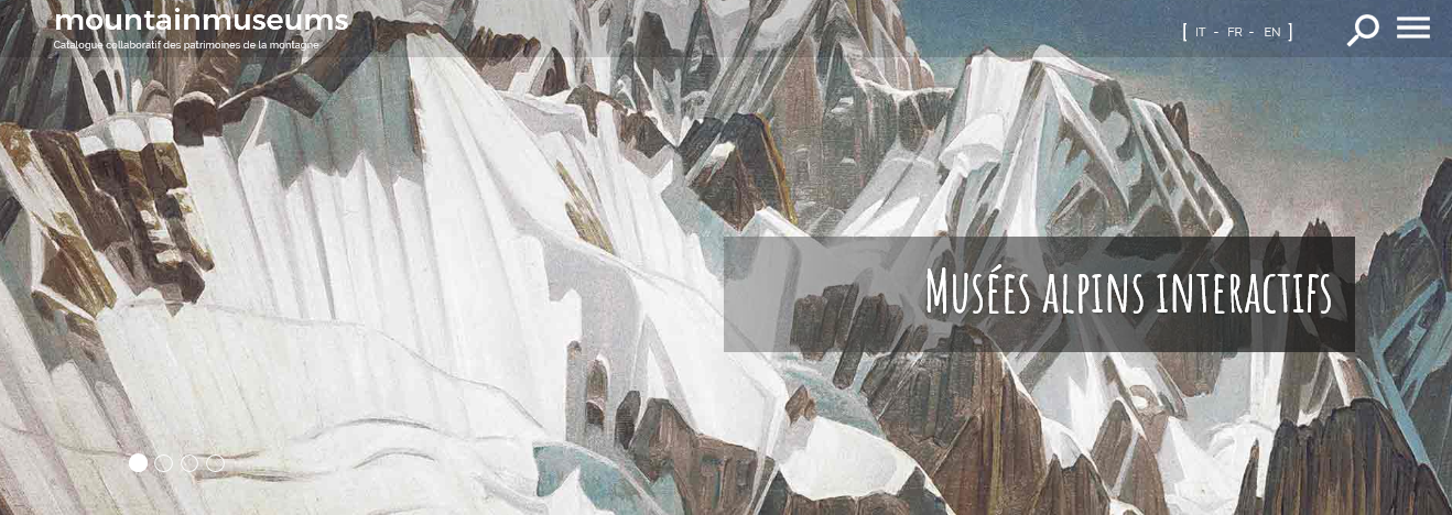 Musées Alpins Interactifs sur mountainmuseums.org